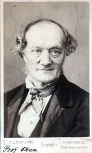 Portrait of Richard Owen (Smithsonian Institution's photostream).
